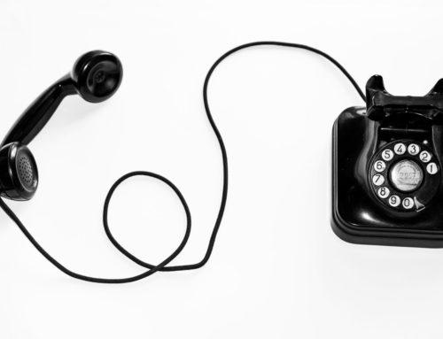 Week 2: Peter Gets A Call